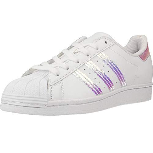 Adidas Superstar, Sneaker Unisex niños (desde la talla 28 a la 38)