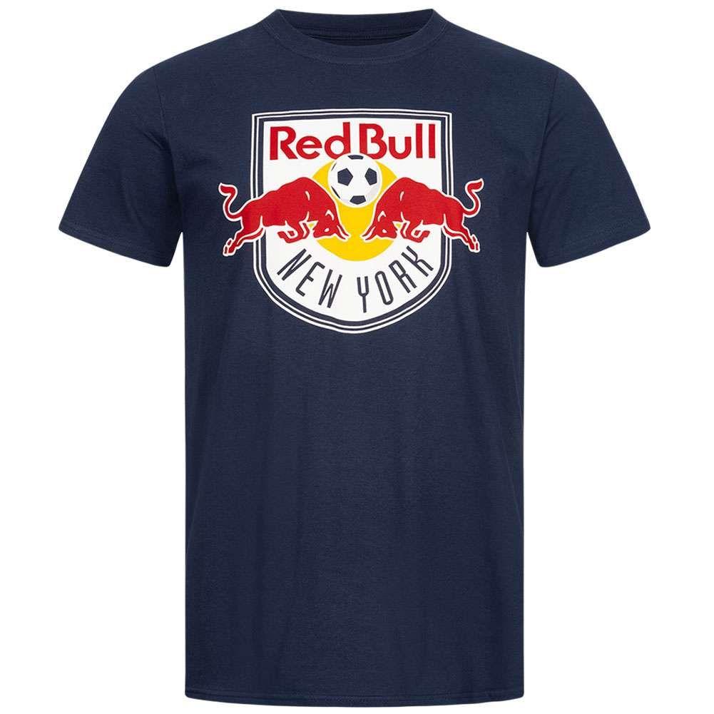 Camiseta Red Bull New York 100% algodón. Tallas M a XXL