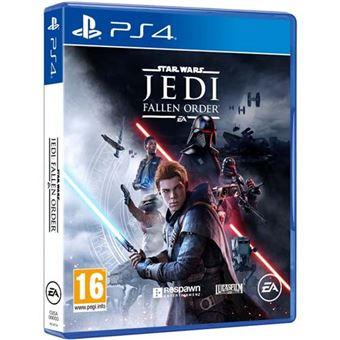 Star Wars Jedi: Fallen Order (PS4, Formato físico)