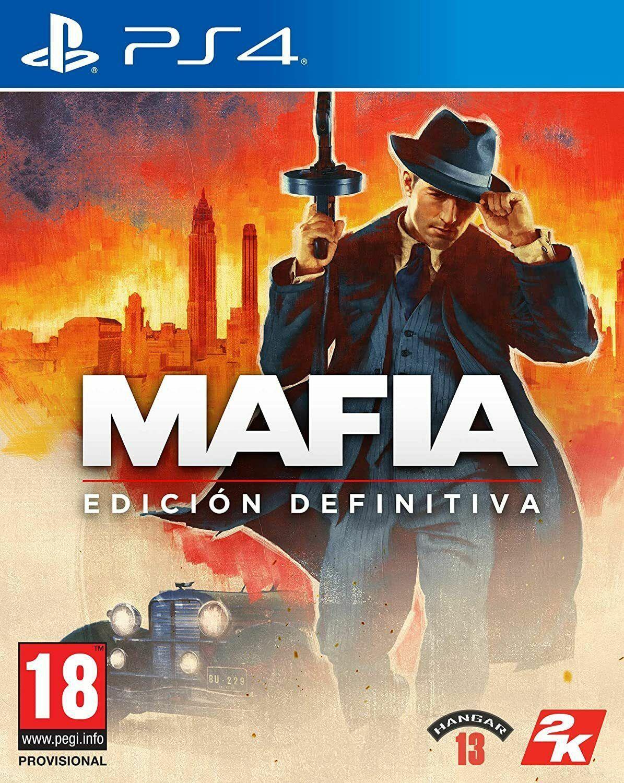 Mafia Edicion Definitiva (PS4)