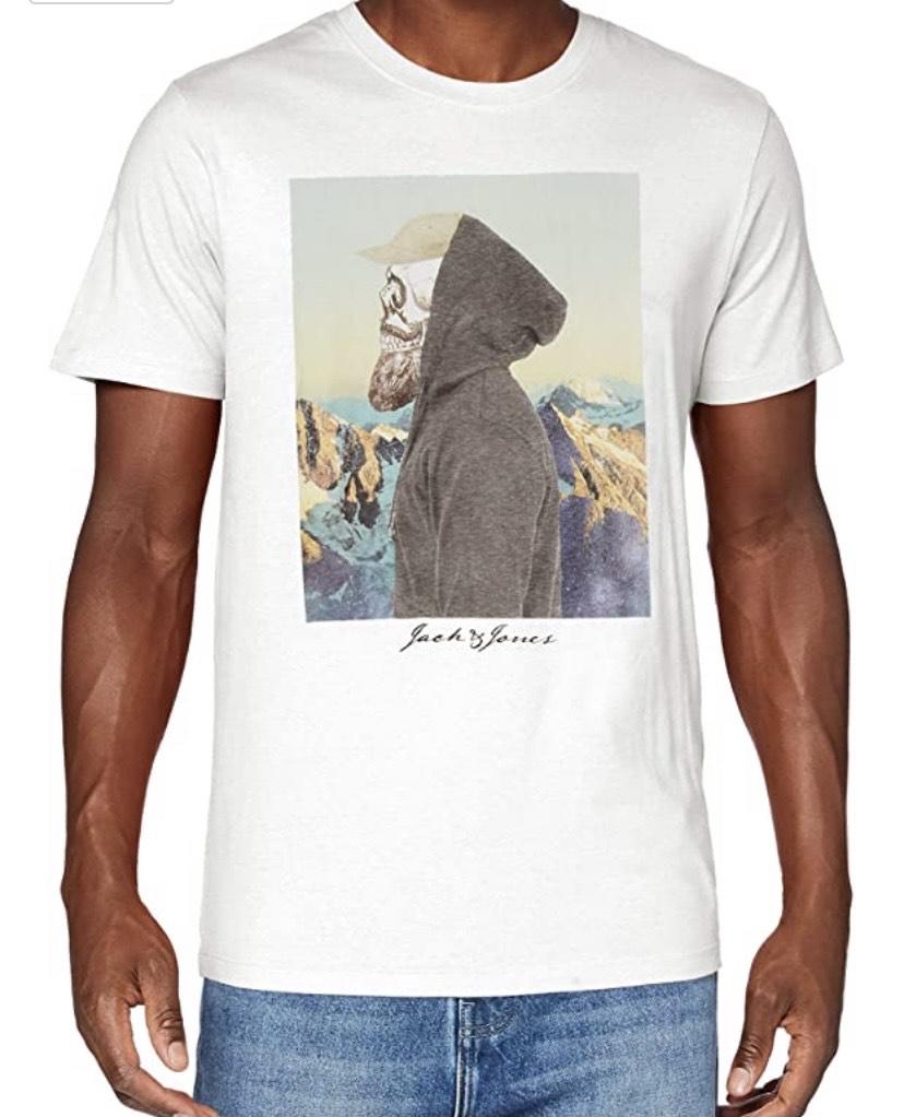Camiseta Jack & Jones 45 Jorskulling