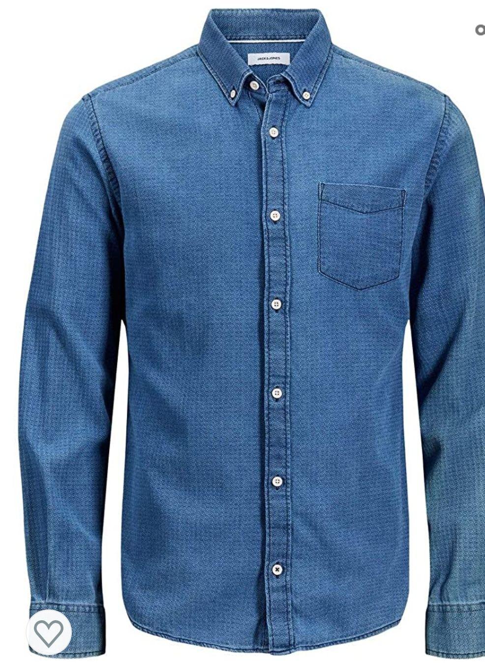 Camisa para Hombre Jack & Jones (Varías tallas y modelos)