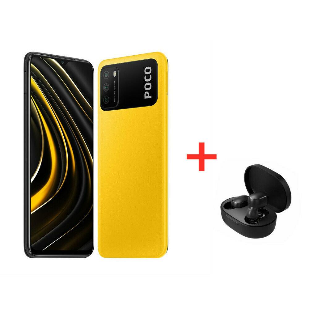 Xiaomi Poco M3 4GB 128GB + Auriculares inalambricos - Desde España