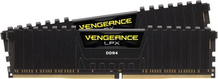 Corsair Vengeance LPX CMK64GX4M2E3200C16 memoria 64 GB 2 x 32 GB DDR4 3200 MHz