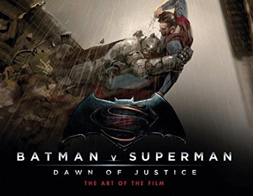 Batman v Superman: Dawn of Justice - The Art of the Film (Inglés) Tapa dura