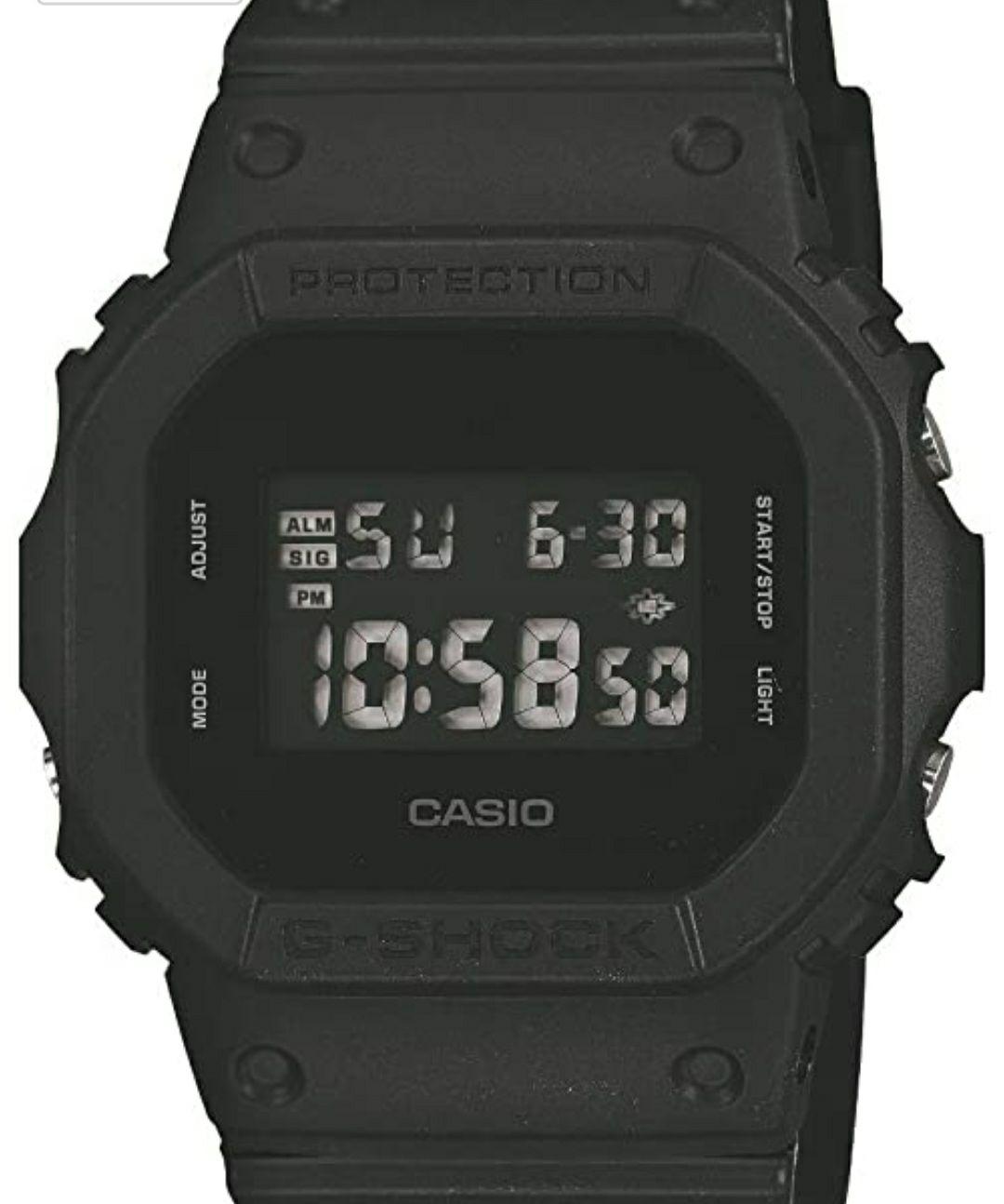 Reloj Casio G-Shock DW-5600BB-1ER