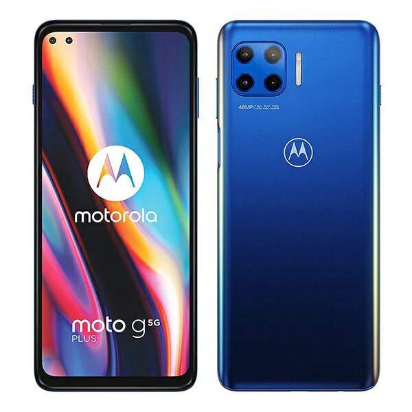 Motorola Moto G 5G Plus 4GB/64GB Azul