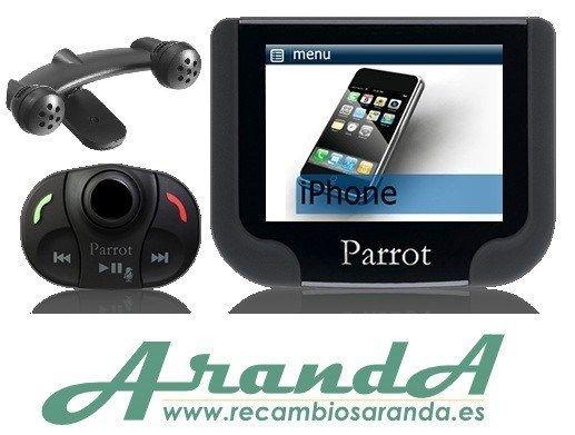 """Parrot MKi9200 con pantalla TFT 2,4"""""""