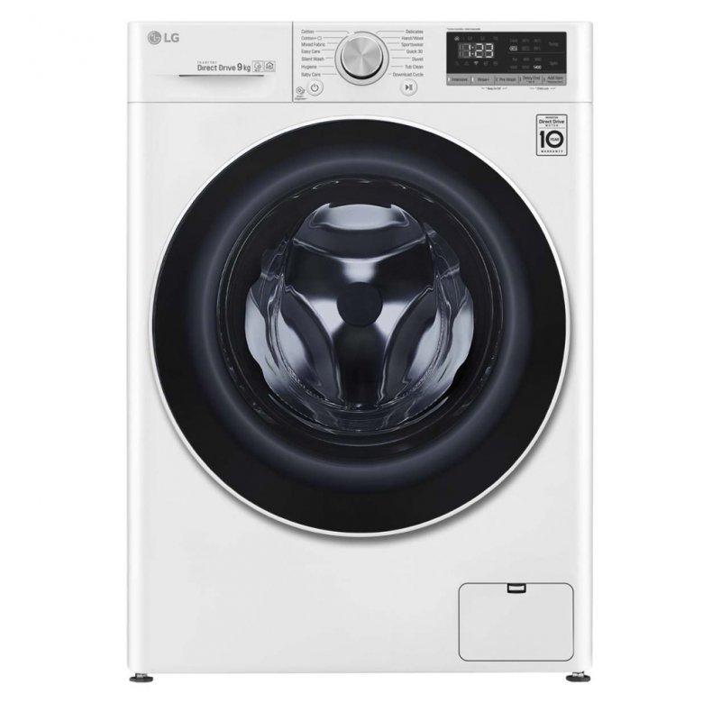 Lavadora LG 9 Kg 1400 Rpm A+++ -30%