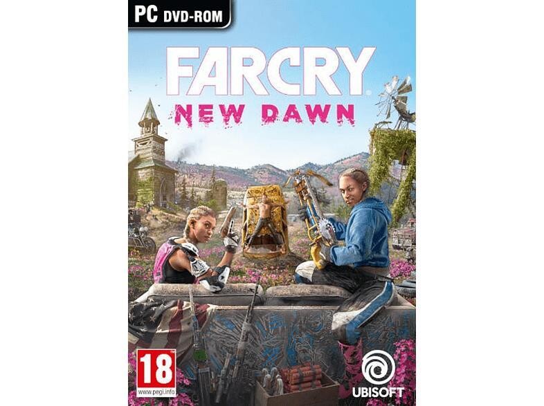 PC Far Cry New Dawn