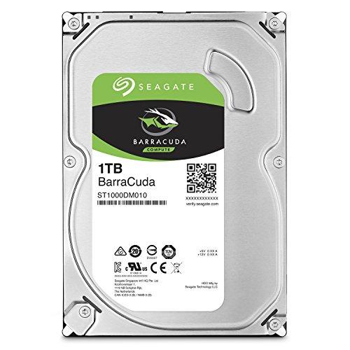 Disco duro HDD 1TB [Seagate Barracuda]