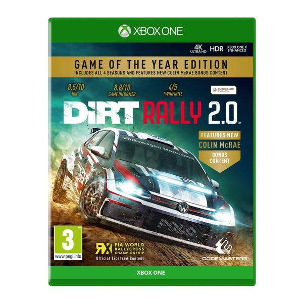 Dirt Rally 2 GOTY Xbox One