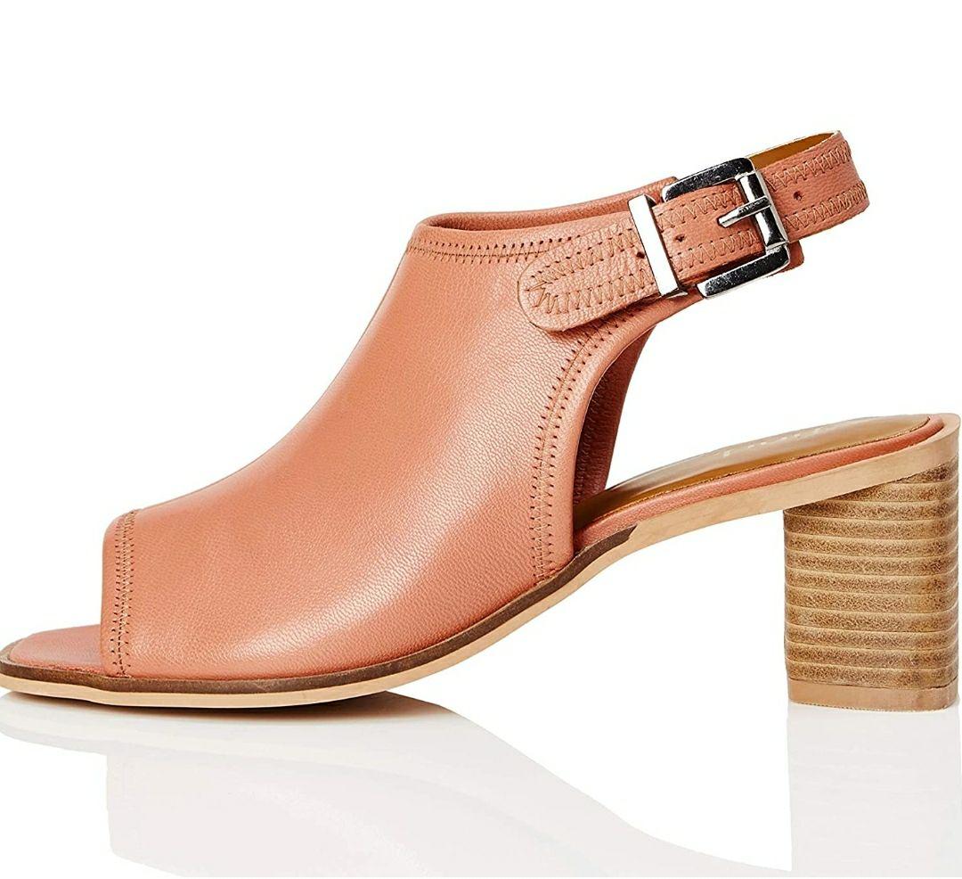 Sandalias de piel,n°37