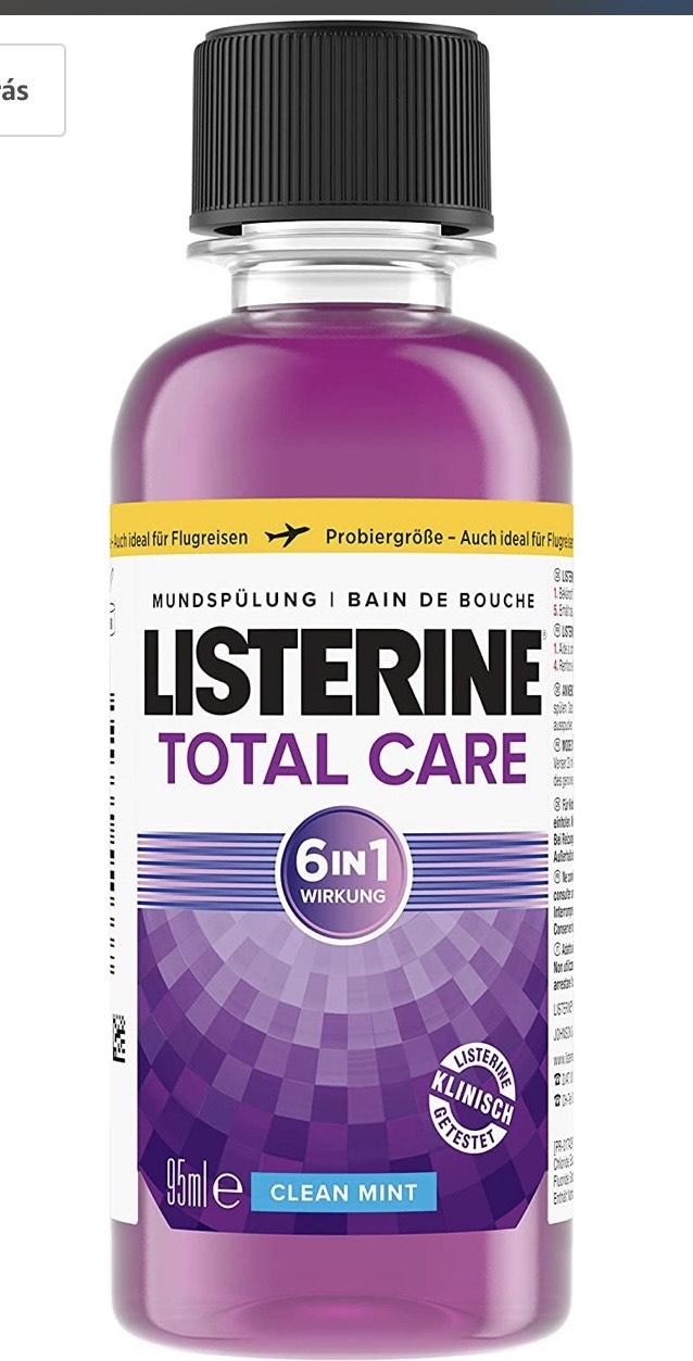 Listerine 95Ml Cuidado Total Viaje