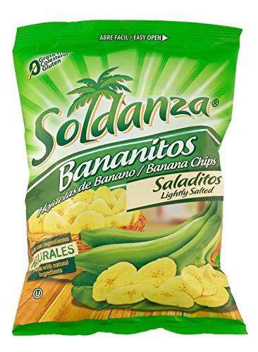 Soldanza chips banana, 24 x 71gr