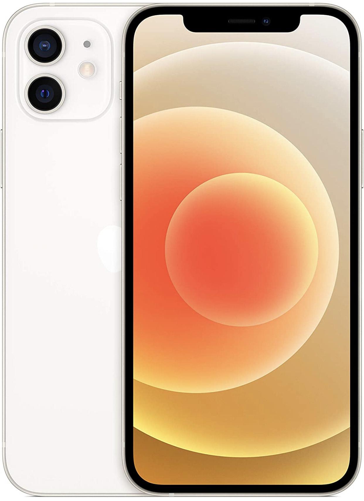 iPhone 12 128gb - ROJO y BLANCO