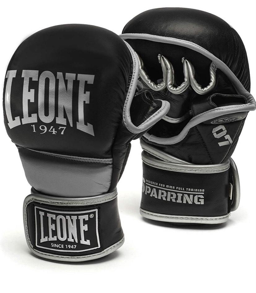 Talla XL guantes LEONE 1947 MMA Sparring