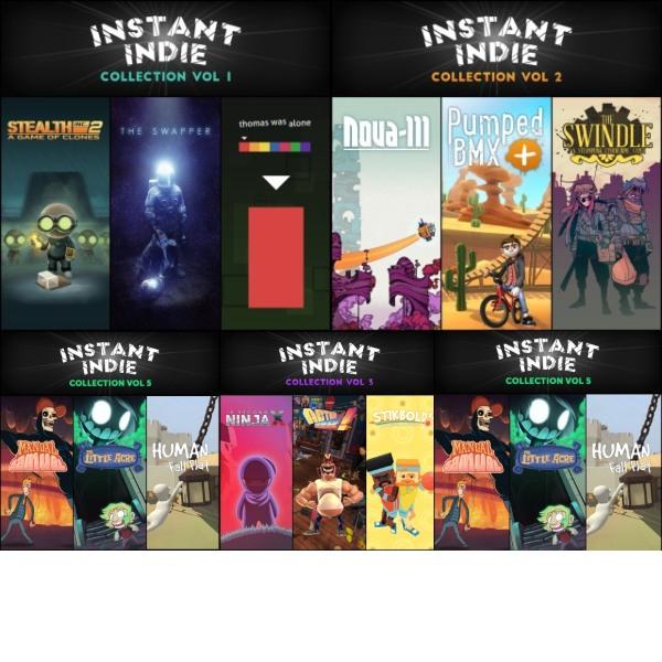 PlayStation :: 5 Packs Indie del desarrollador Curve Digital (2.x € cada uno, PS3-PS4-Vita Cross-Buy)