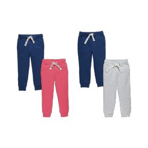 Pack de 2, Pantalones de chándal, tallas de la 0.92 a la 116 cm