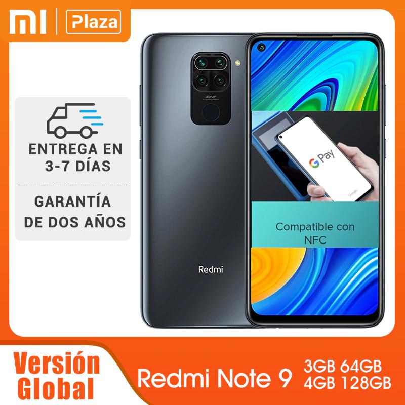 Redmi note 9 3gb 64rom NFC desde españa