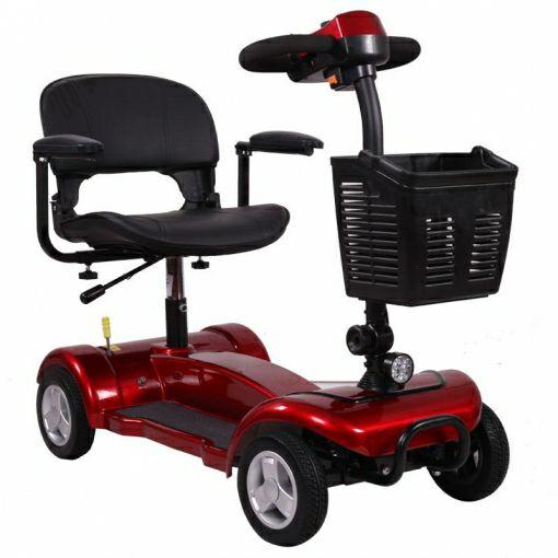 Silla Movilidad Especial K1 Rojo