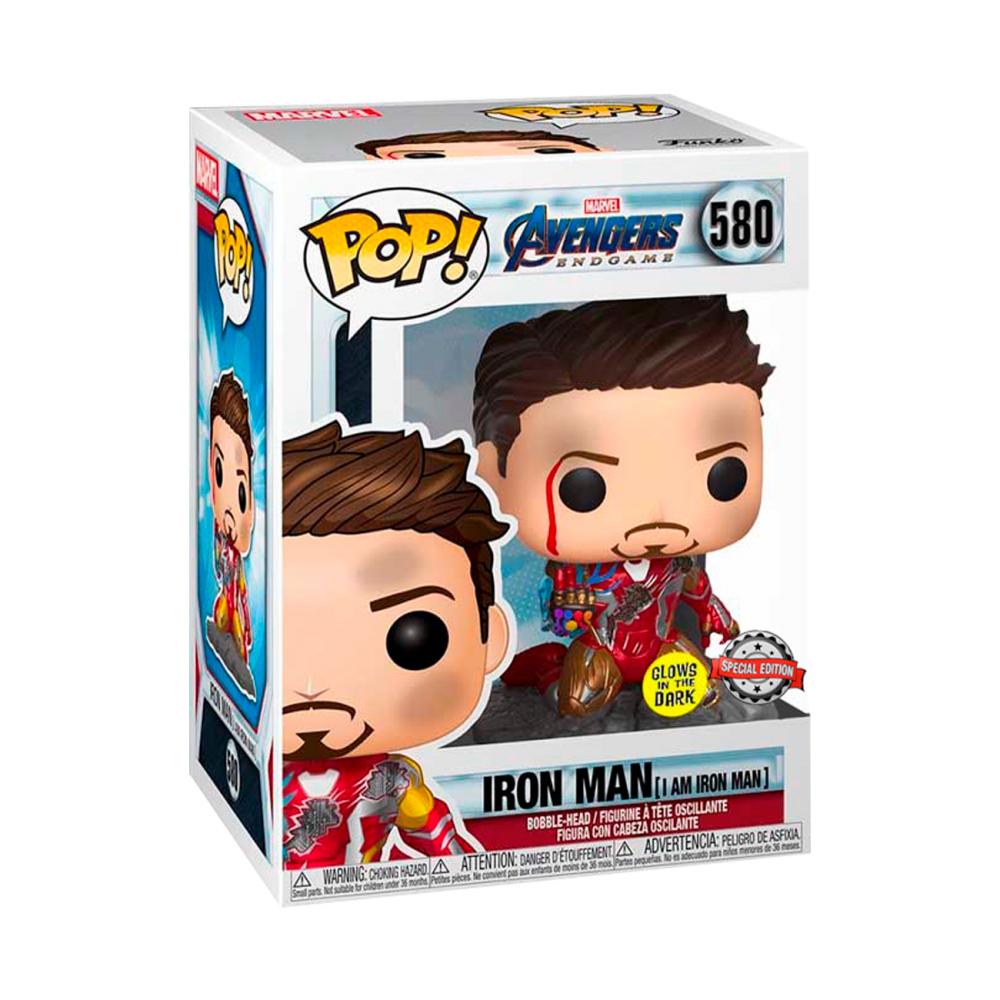 Vuelve I am Iron Man con opciones interesantes. Leer descripción.