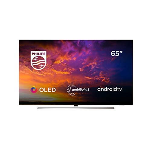 Televisor Smart TV OLED 4K UHD 65 pulgadas Philips 65OLED854/12