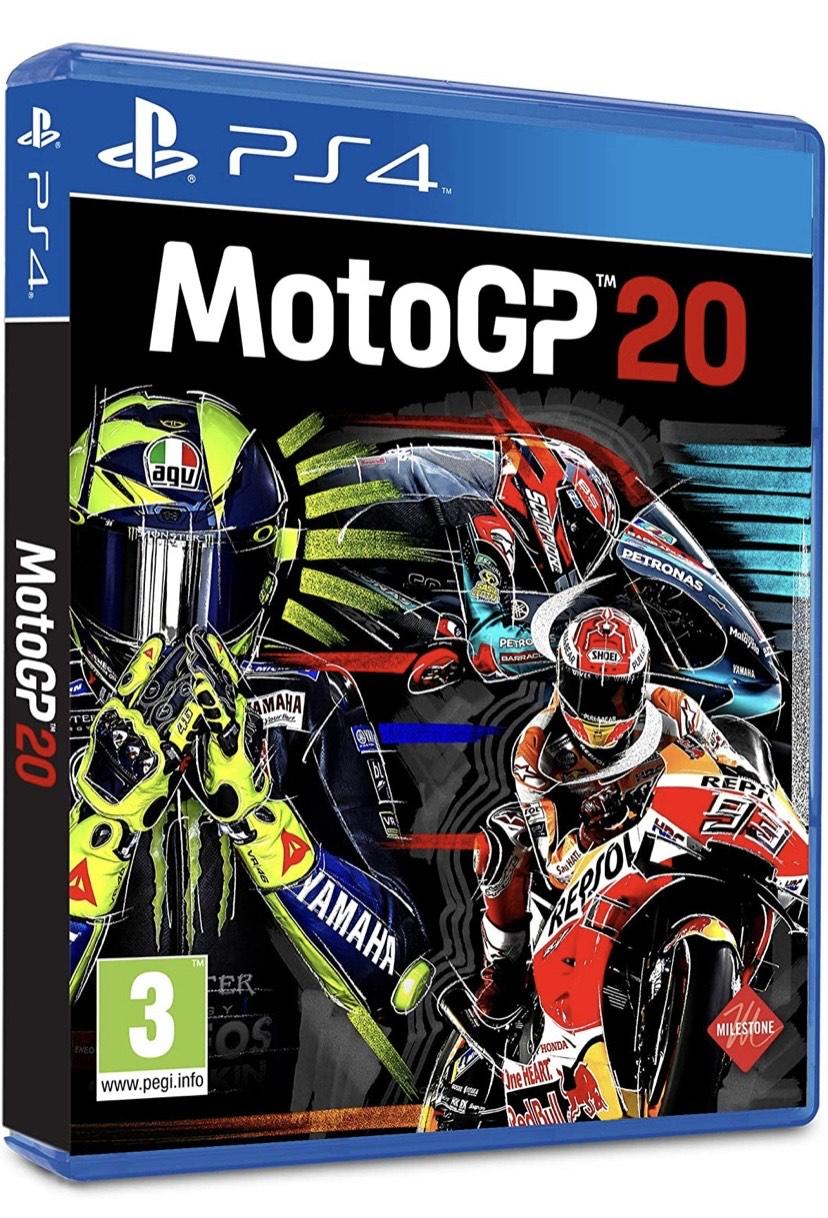MotoGP20 PS4