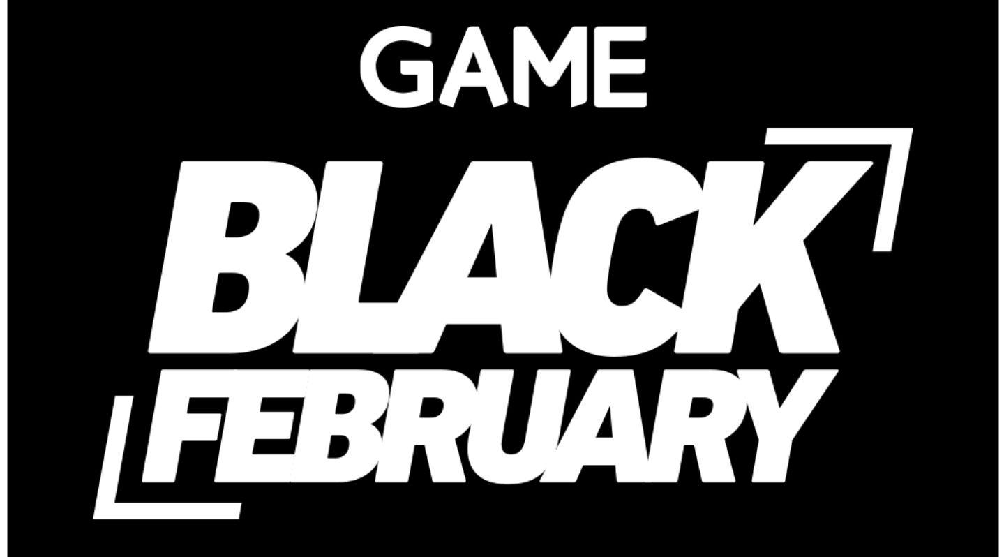 Ofertas Game Black February