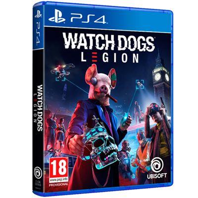Watch Dogs Legion PS4/XBOX por 27,19€ | Ride 4 por 25,49€ | PES 2021 por 11,89€ (socios)