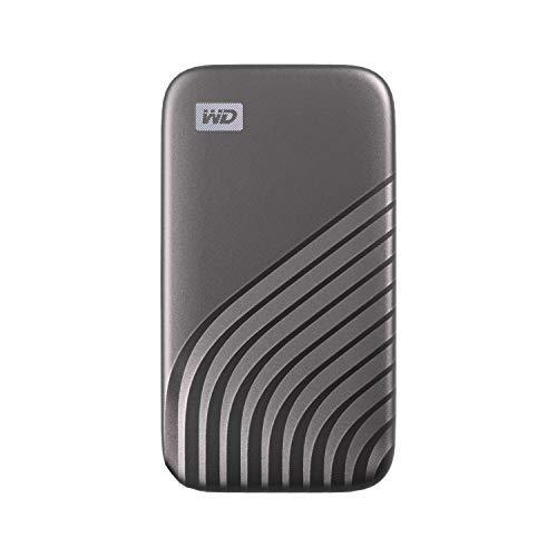 WD My Passport SSD 2TB - tecnología NVMe
