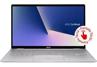 "Asus ZenBook™ Flip 14"" Táctil Ryzen 3500U, 8GB, 512GB, Vega 8, FreeDOS"