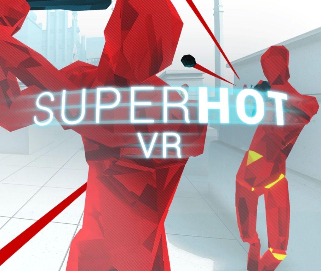 Superhot VR 30% de descuento en la quest store