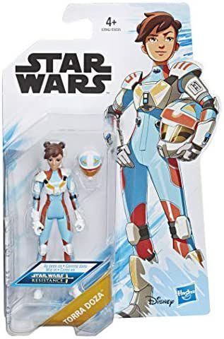 Star Wars - Figura Pz Torra Dozer