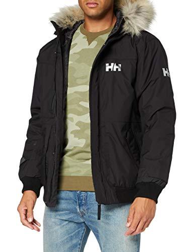 Helly Hansen Montes Bomber Down Jacket Chaqueta, Hombre Tallas XS/S/XXL