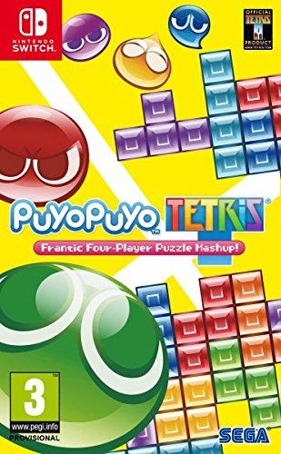 Puyo Puyo Tetris [Nintendo Switch] (Físico)