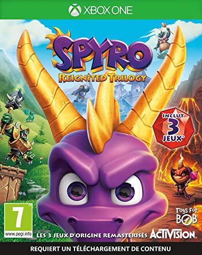 Spyro Reignited Trilogy(Xbox one)
