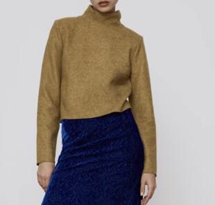 Sudadera para mujer Zara tallas S y M