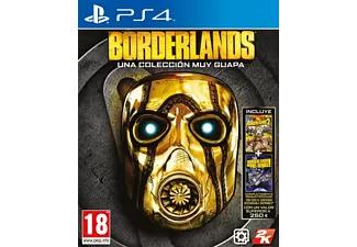 2K Borderlands Una Colección Muy Guapa juego PS4