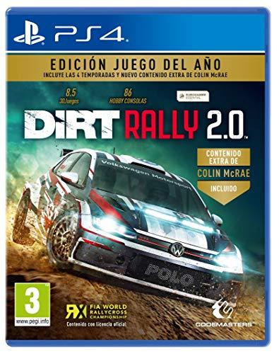 Dirt Rally 2.0:Edición Juego del Año(PlayStation 4)
