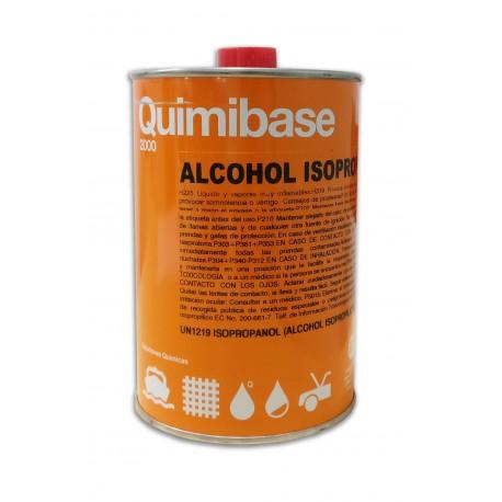 alcohol isopropílico 1 litro