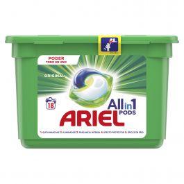 90 Ariel Pods All-in-1 (0,208€/unidad)