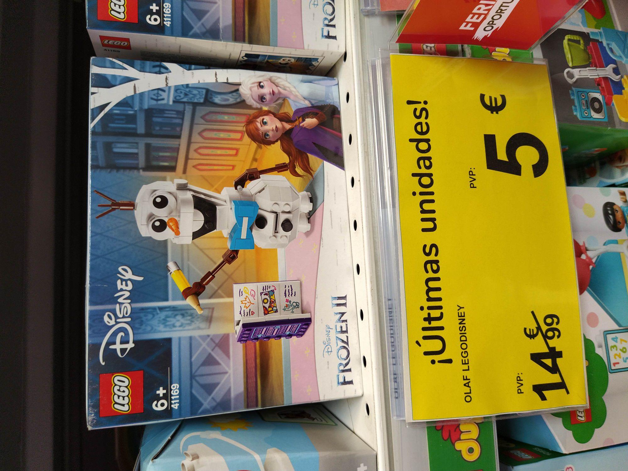 Lego Olaf de Frozen II
