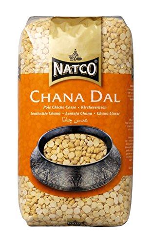 Natco Chana dal (lentejas) - 5kg