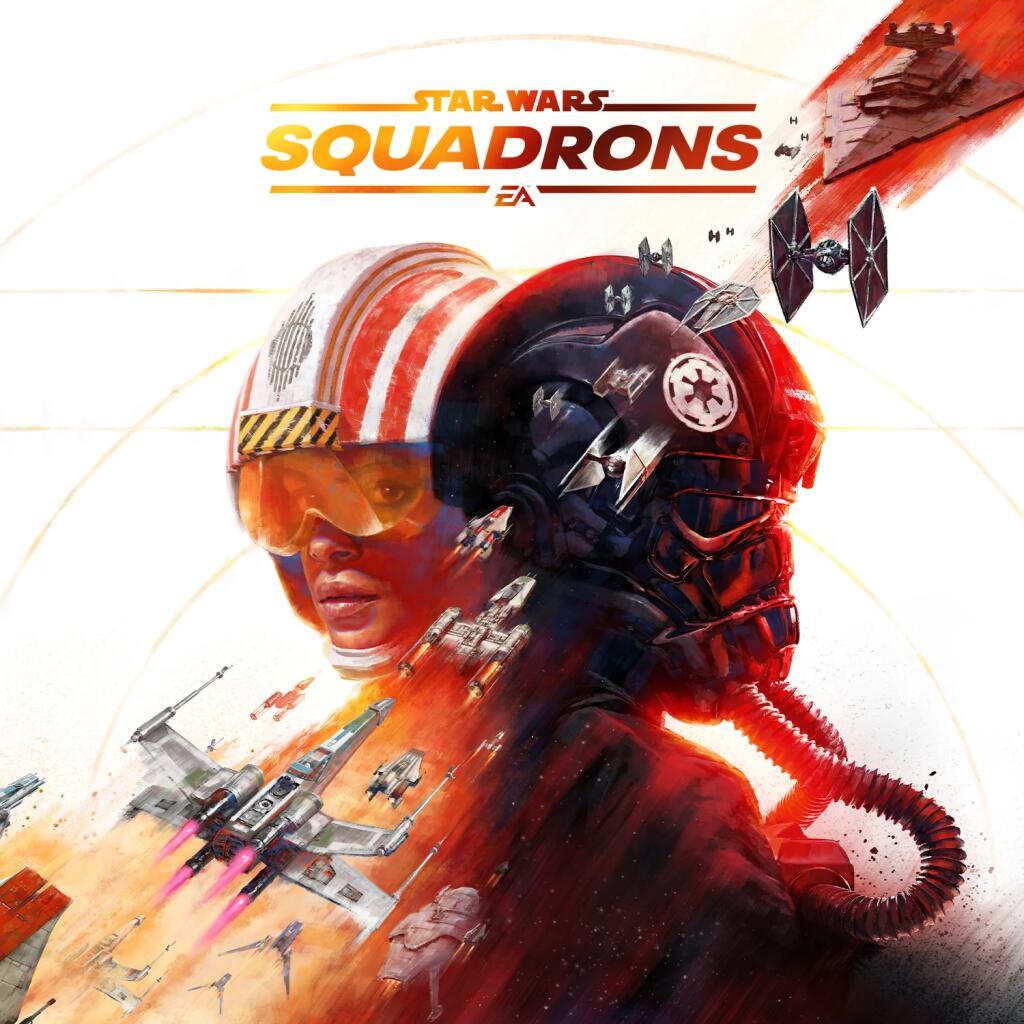 EA PLAY: Se incluye STAR WARS™: Squadrons a partir de marzo