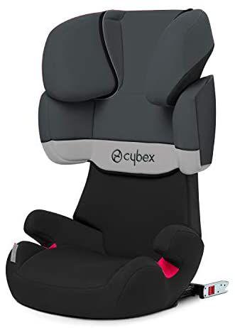 Cybex - Silla de coche grupo 2/3 Solution X-Fix
