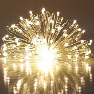 Tira LED navideña de 5m/50 Leds
