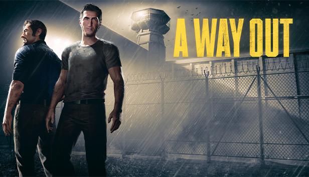 """A Way Out para PC un juego que junto a un amigo se la pasaran DPM """"STEAM"""""""