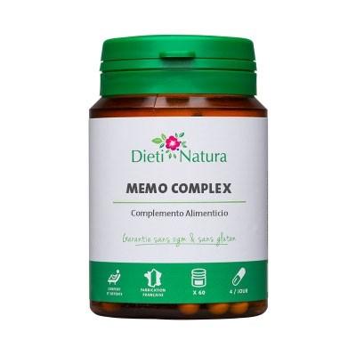 Memo Complex (Memo+) 60 cápsulas
