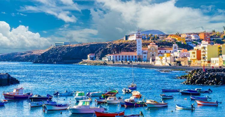 Puerto de La Cruz - Tenerife Hoteles 3/4/5* desde sólo 163€ (7 Noches) Precio Por 2 Personas Cancelación Gratuita